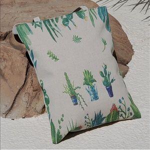 Cactus beach tote